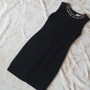 Black Cocktail Dress(Cache)